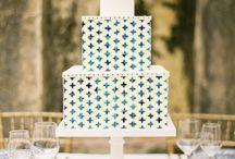 Wedding : Cakes