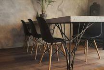 Tables béton / Tables béton Pays Bois