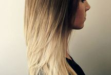 hair / by Samantha McGuire