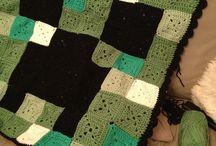 minecraft crochet / by Marsha Menace