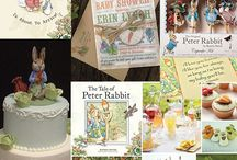 peter rabbit / by Miss Meliss