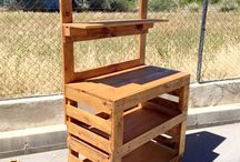 Pallet Furniture DIY