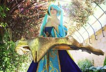 Sona Buvelle Cosplay