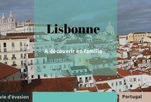 Portugal avec les enfants - Voyage en famille