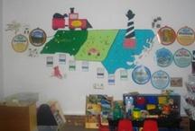 Our Classroom / Our homeshool classroom / by Latasha