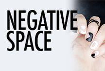Negative Space Nail Art & Nail Designs