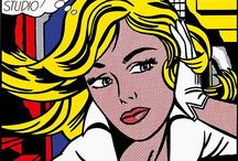 Roy Lichtenstein / De kunstewerken van Roy Lichtenstein