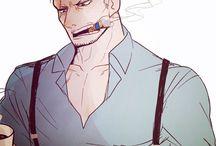 Smoker One Piece