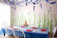 3 - Avery's Ocean Themed Birthday