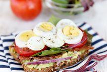 healthy foods / by Erin Devey