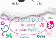 Portfolio - Design and creativity and Web / Pequeño portfolio de piezas, pinceladas que realizo