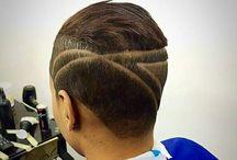 shaved heads, twa
