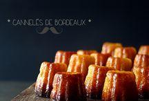 Franske kaker