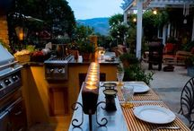 Outdoor Spaces / by Kimberly Hudson