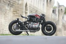 nice motorcycles / by Tim De Geeter