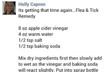 Miscellaneous home remedies  / by Jenny Allen