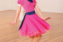 Ashton Dance Costumes