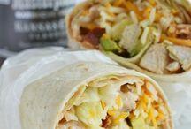 Lunch ideas / by Ashton Allred