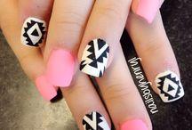 #Nails,hair,and makeup / by Heaven Oquinn