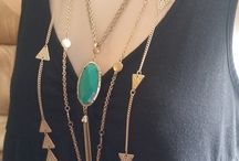 jewelry layering