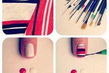 Diseños de uñas :*