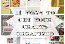 Organizing / by Dorothea Thomas