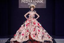 FEDYA&HAIK / #FEDYA&HAIK ##FEDYAHAIK #НеделеМодывМоскве #MFW #весналето2015 #SS2015 #SpringSummer2015