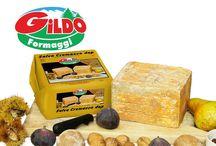 il gusto del formaggio / i nostri formaggi