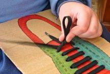 apprendre à faire des lacets