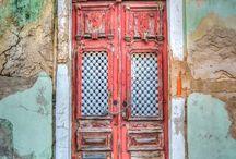Puertas viejas