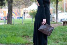 Dress in black !!!! / Dress in black by H&M!!!