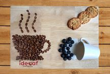 Flavored Decaf Coffee Range / Idecaf Coffee Co.