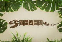 ♥ Dinosaur Party Ideas ♥
