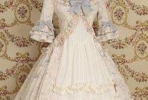 gaun anak warna pastel