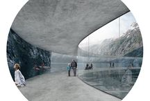Aquarium Research/ Exploration Facility M.Arch proposal