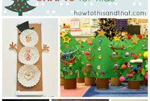 Winter/Christmas Crafts