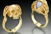Jewelry, minerals, stones etc...