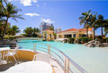 Towers of Chevron Renaissance / The most popular family resort on the Gold Coast!