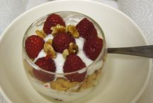 Healthy Breakfast on the Go / Healthy quick and easy breakfasts,