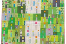 QuiltCon Quilts