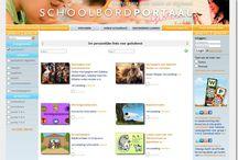 Vakken PO / Lesmateriaal bij alle vakken voor het primair onderwijs. / door portalengroep.nl | schoolbordportaal.nl