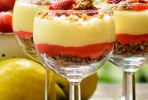 Parfaits and Trifles