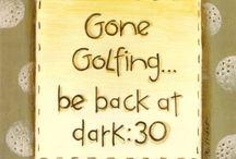 I love golf now