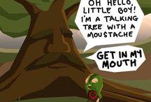 The Adventures of Link & Zelda