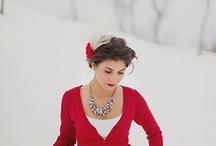 winter wedding / by Elyse Fair