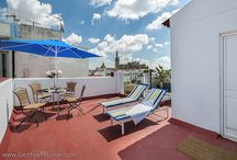 Luxury Terraces / Ideas for decoration of terraces and rooftops. From traditional to modern styles, we select best designs of our luxury apartments for you.