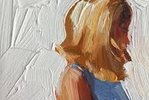 Painting Ideas / by Shannon Carmichael