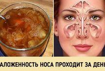 Здоровье нос
