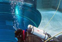 Aquacenter and Diving Silo