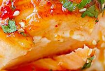 Alaskan Salmon Recipes